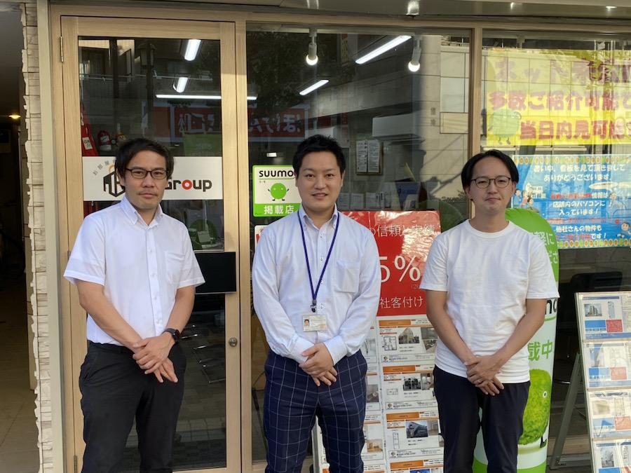 インターリビング江古田店